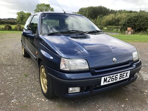 1994 Renault Williams Clio 2 Original Condition  For Sale