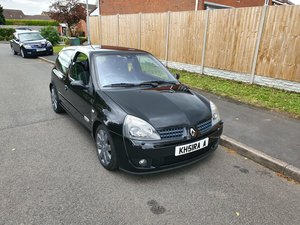 2004 Renault Clio 182 Full Fat, Black Gold, 92k.