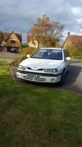 2000 Renault Laguna - drives well