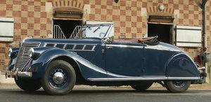 1939 Renault viva grand sport convertible