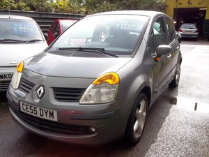 2005 Renault Modus 1.4 Maxim For Sale