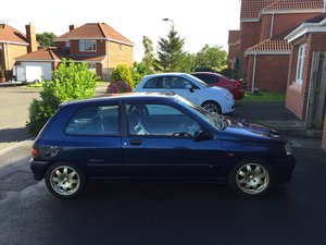 1995 Renault Clio Williams 2 For Sale