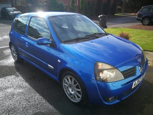 2002 Renault Clio 172 Cup For Sale