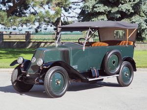 1925 Renault NN Torpedo