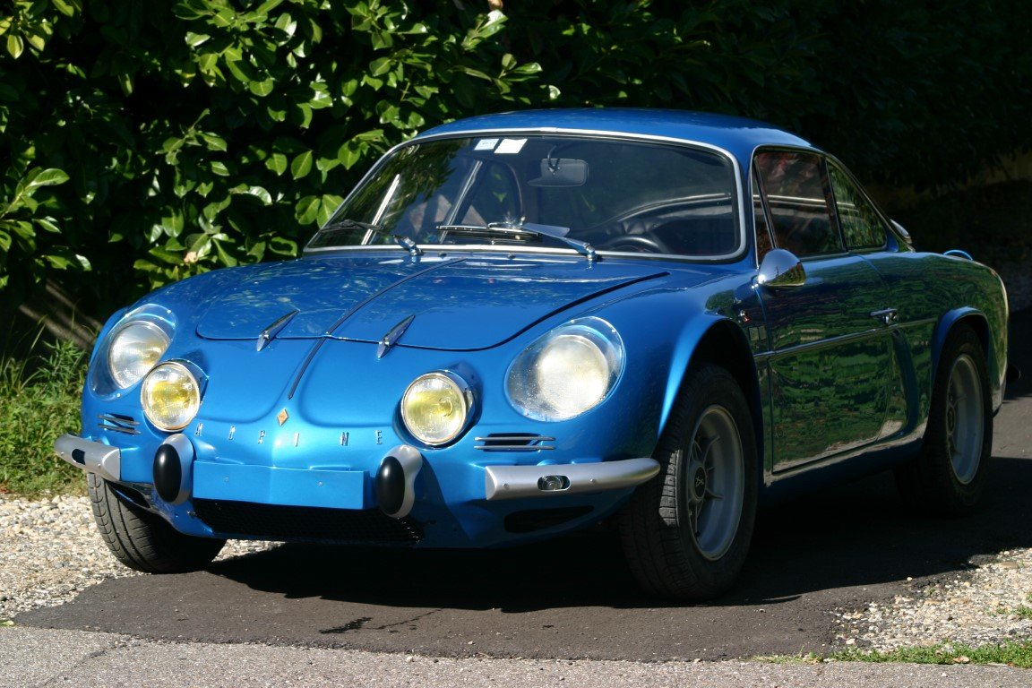 1969 Alpine A110 1300VA / 1300G For Sale (picture 1 of 6)