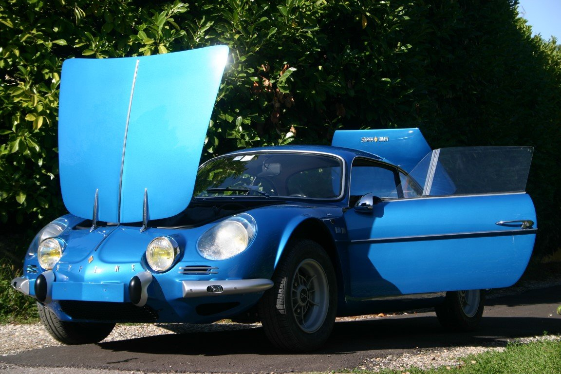 1969 Alpine A110 1300VA / 1300G For Sale (picture 2 of 6)