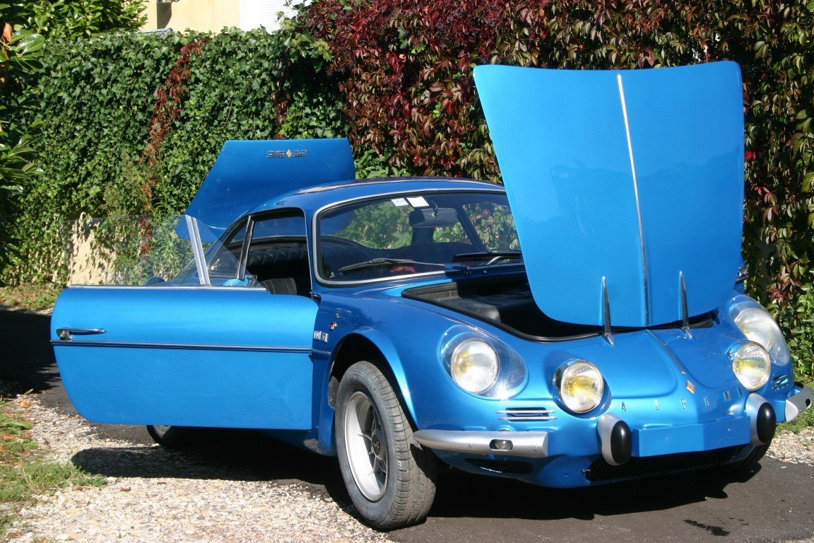 1969 Alpine A110 1300VA / 1300G For Sale (picture 4 of 6)