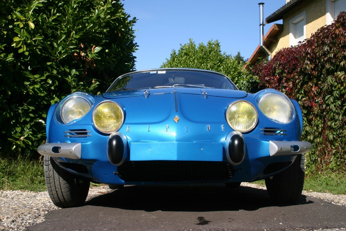 1969 Alpine A110 1300VA / 1300G For Sale (picture 5 of 6)