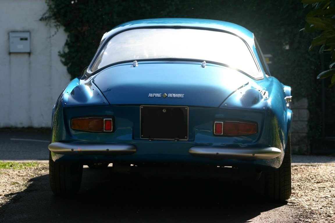 1969 Alpine A110 1300VA / 1300G For Sale (picture 6 of 6)