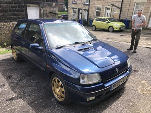 1995 renault clio williams 2,show condition,fully resto For Sale