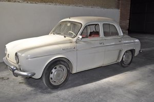 RENAULT DAUPHINE 1093 – 1962 SOLD by Auction