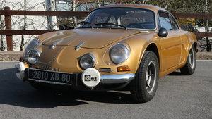 1975 Renault Alpine A110 V85 original
