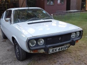 Picture of 1974 Renault 17 Gordini at ACA 2nd November  SOLD