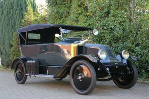 Renault 10CV Type II Torpedo, 1921, LHD, 26.900,- Euro For Sale