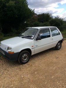 1993 Renault 5 Campus [1400 Prima]