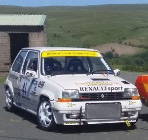 1990 Hillclimb car.