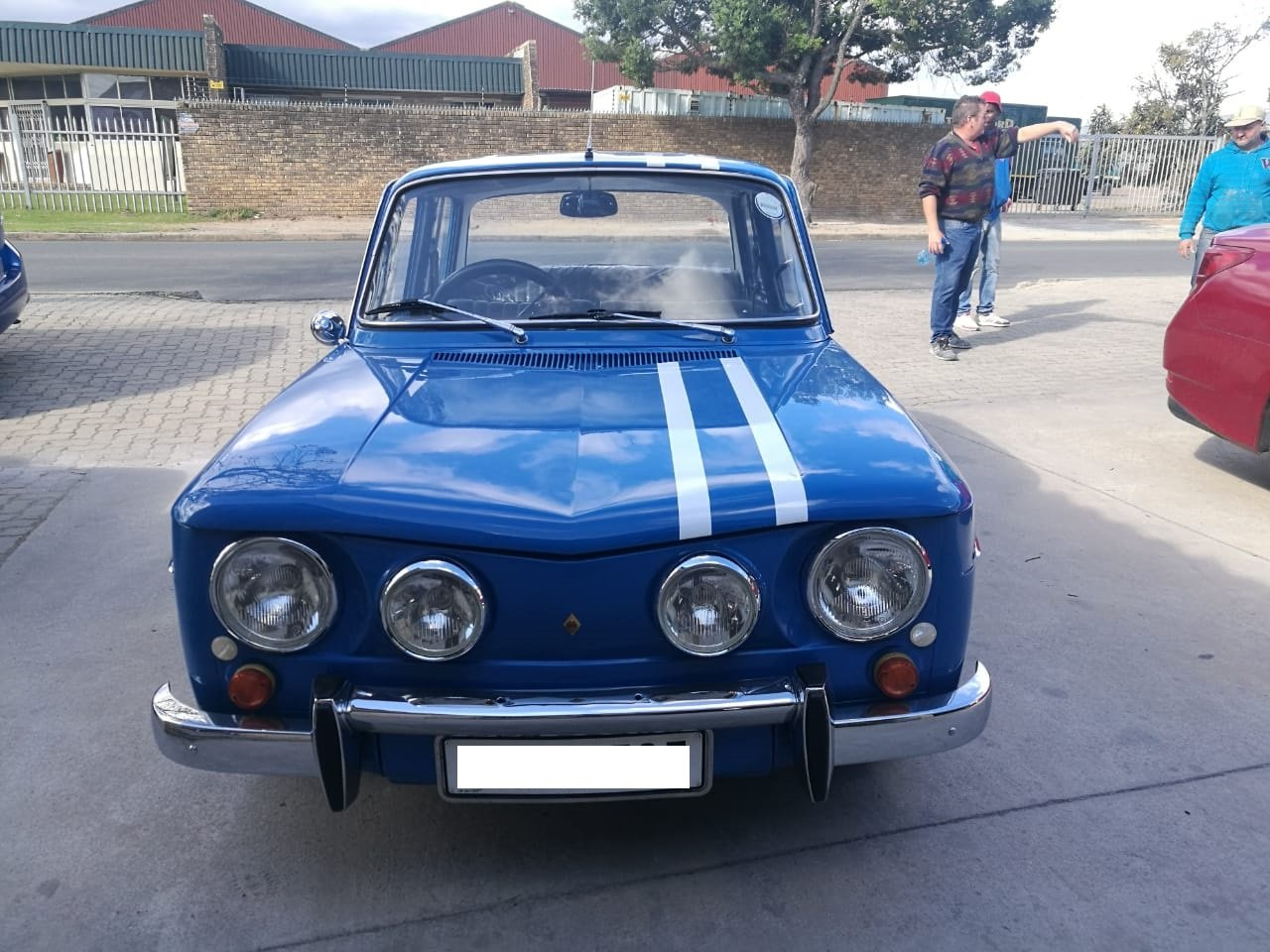1969 Renault r8 gordini rhd restored For Sale (picture 4 of 6)