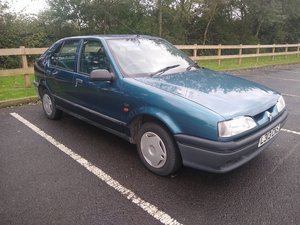 1993 Renault 19 RN  58,900 miles SOLD by Auction