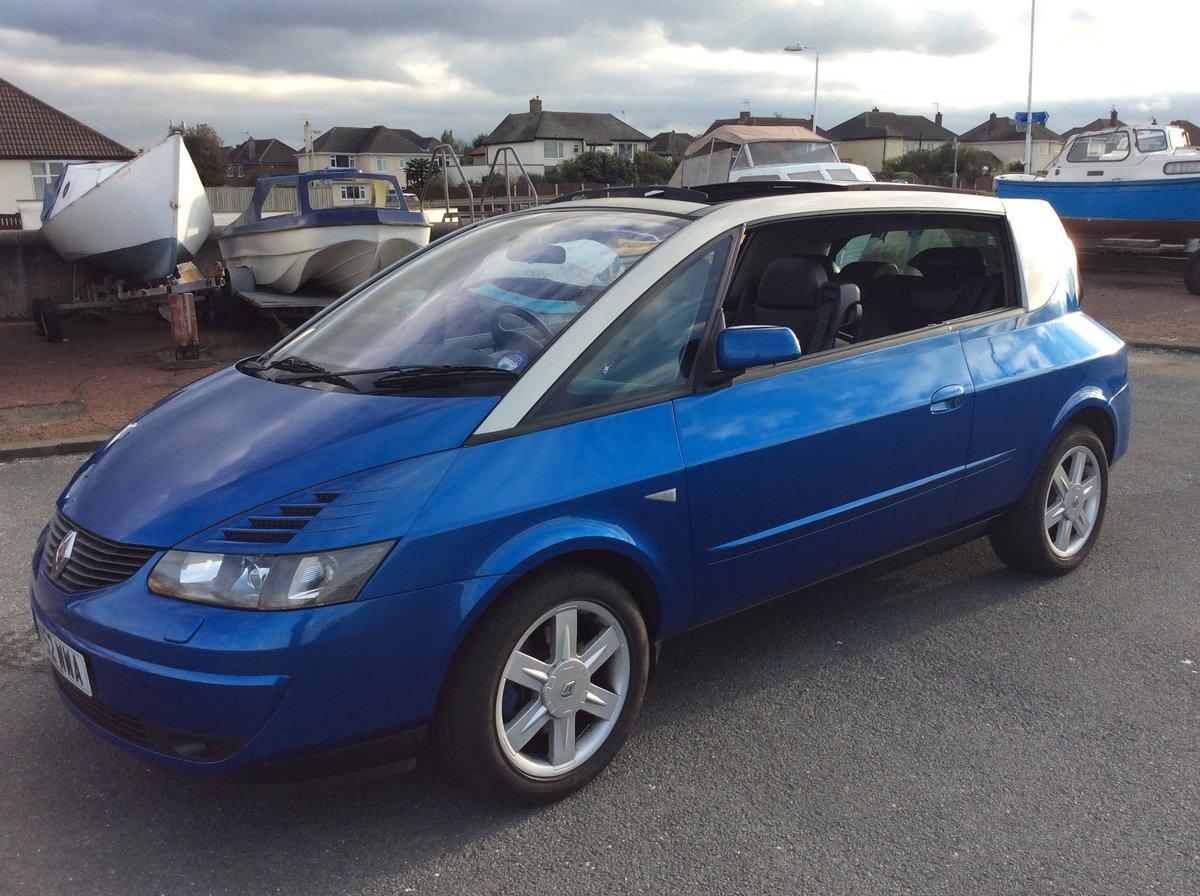 2003 Renault Avantime Dynamique For Sale (picture 1 of 6)