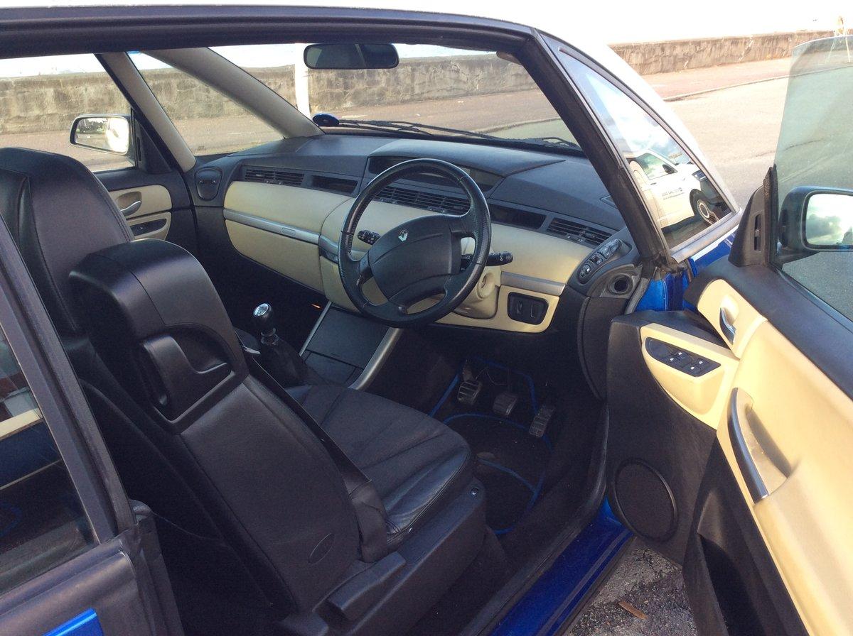 2003 Renault Avantime Dynamique For Sale (picture 3 of 6)