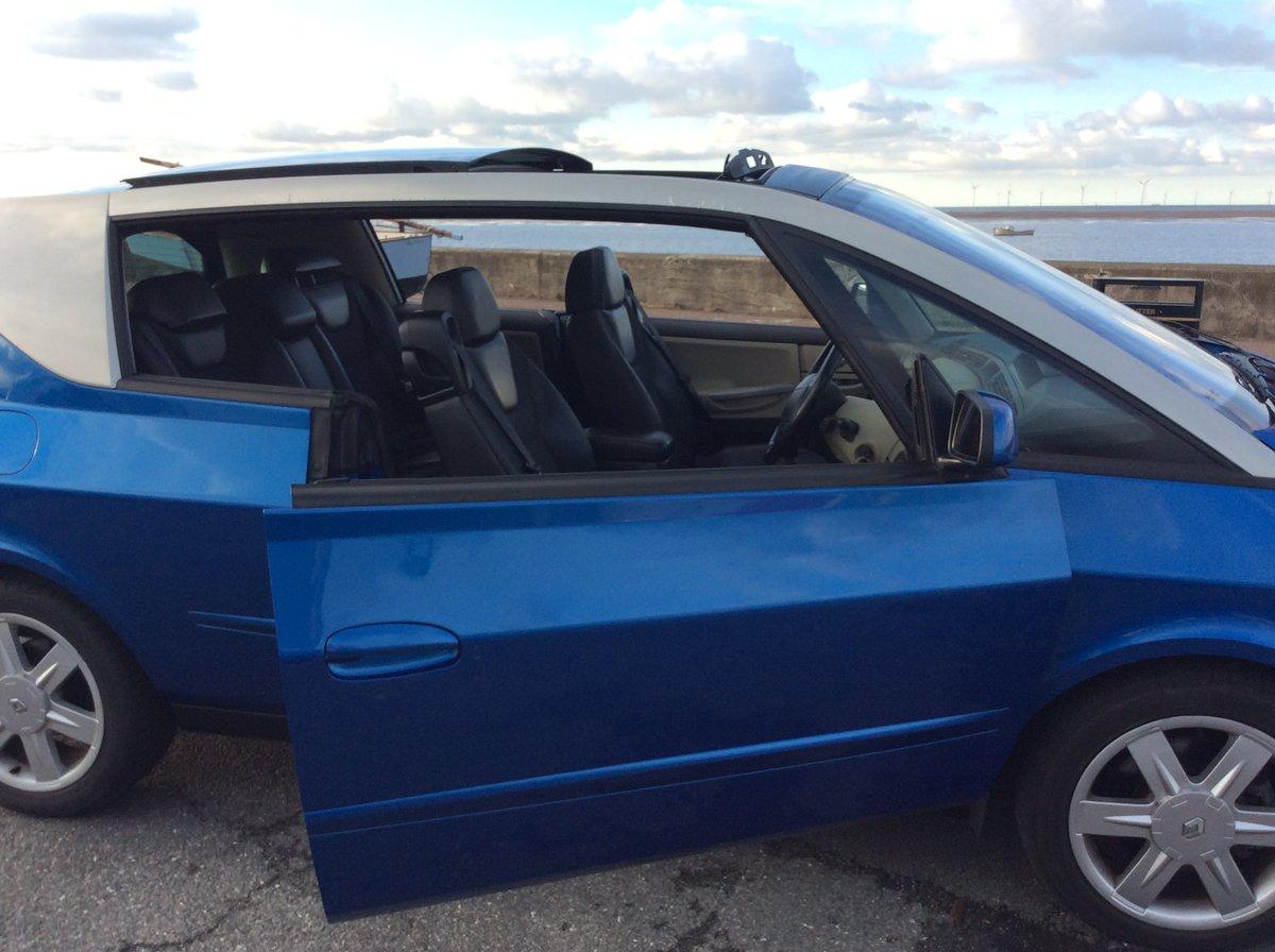 2003 Renault Avantime Dynamique For Sale (picture 6 of 6)