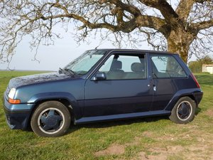 1990 RENAULT SUPER 5 GT TURBO Alain Oreille For Sale