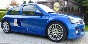 2003 Renault Clio V6 Phase 2 For Sale