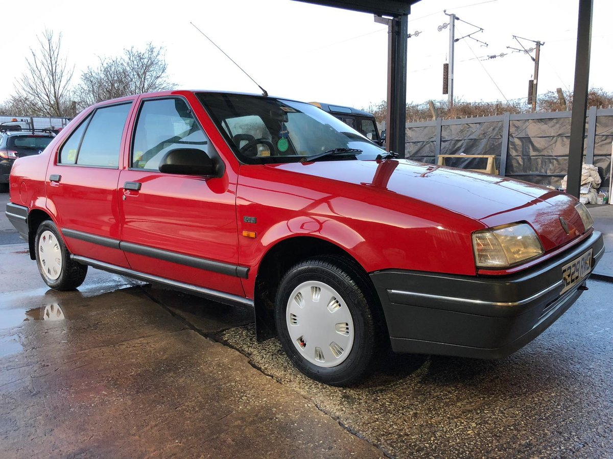 1990 Renault 19 MK1 Chamade 1.4 GTS Manual Very Rare For Sale (picture 1 of 6)