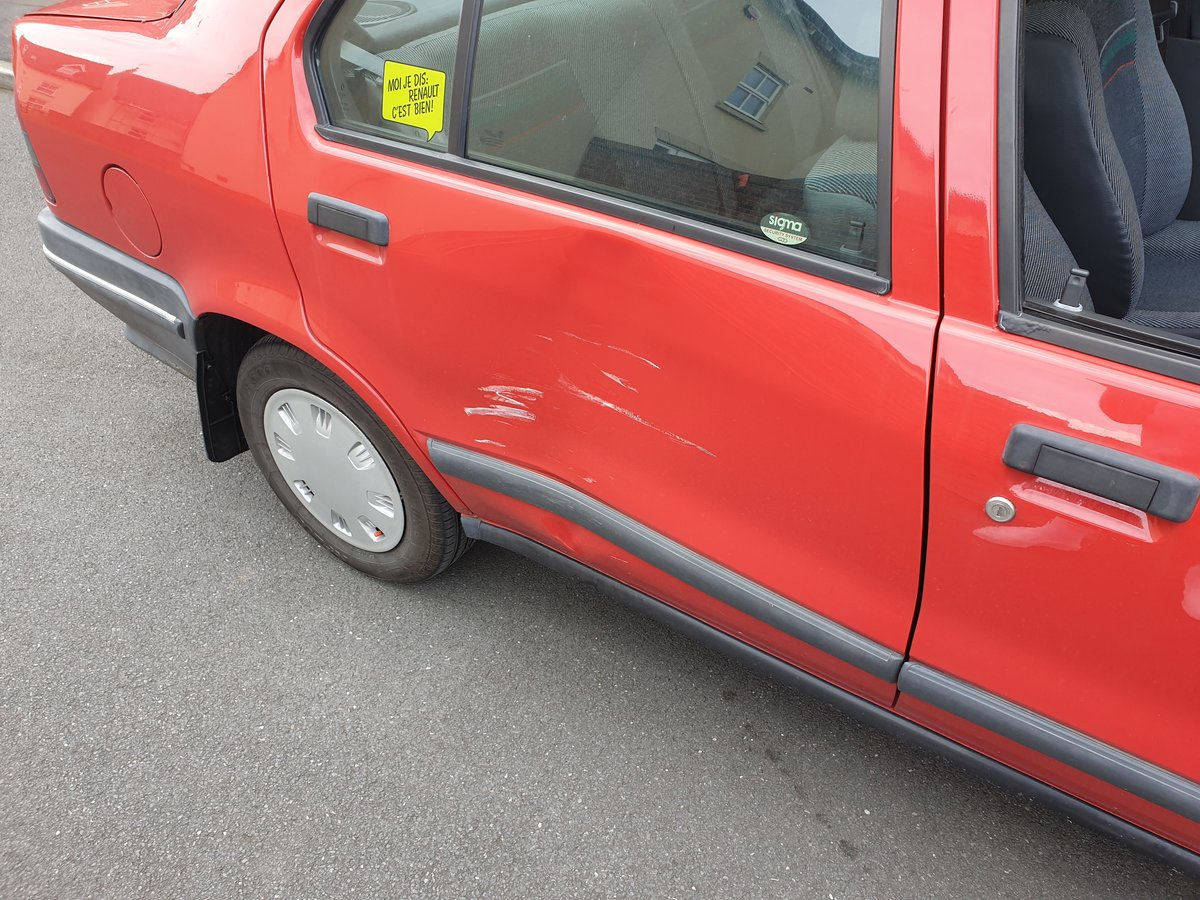 1990 Renault 19 MK1 Chamade 1.4 GTS Manual Very Rare For Sale (picture 6 of 6)