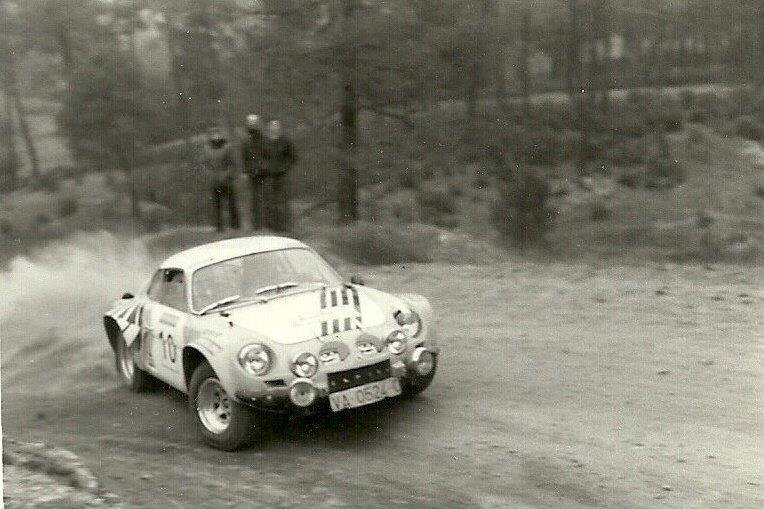 1974 Ex-Works Alpine A110 1800 Gr.4 FASA For Sale (picture 5 of 6)