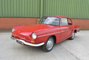 1967 Renault Caravelle Convertible For Sale by Auction