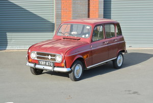 1968 Renault 4 For Sale by Auction