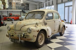 1960 Renault 4CV For Sale by Auction