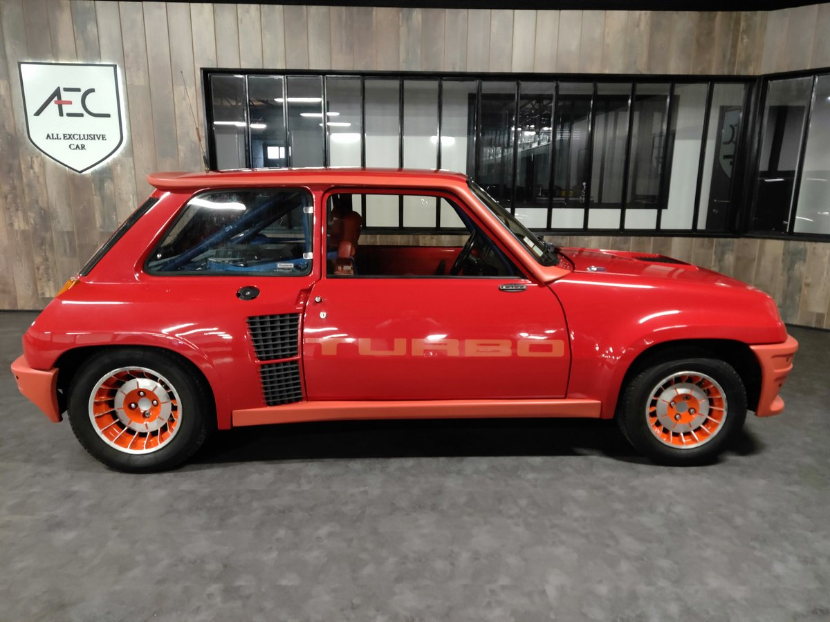 1981 R5 t1 cevennes For Sale (picture 1 of 6)