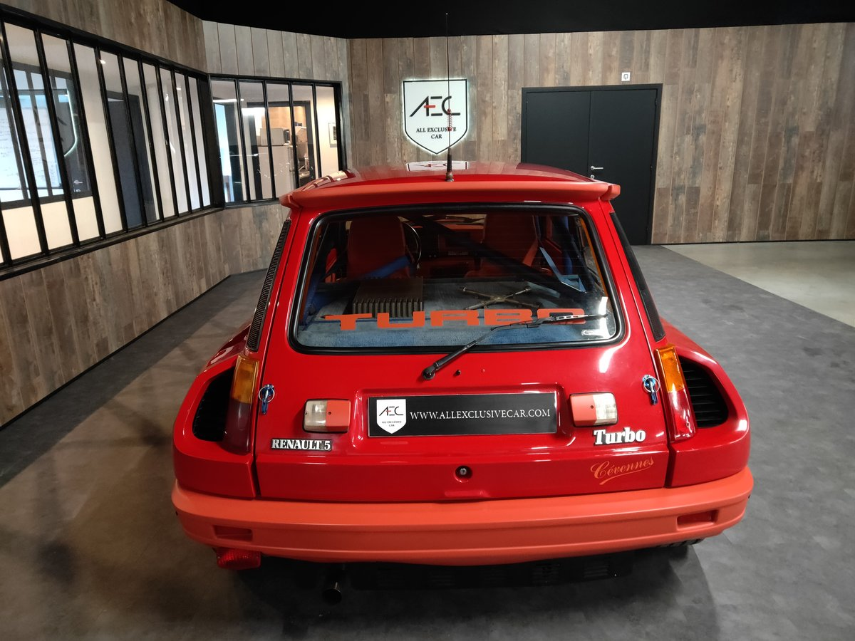 1981 R5 t1 cevennes For Sale (picture 3 of 6)