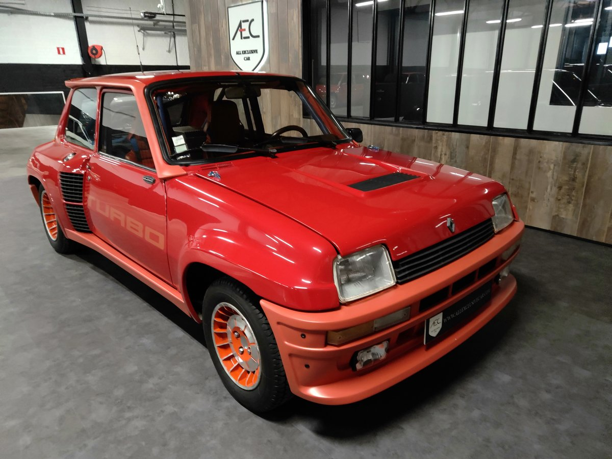 1981 R5 t1 cevennes For Sale (picture 4 of 6)
