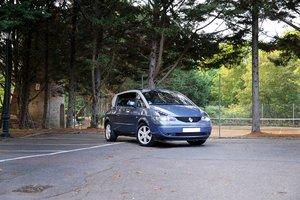 2001 – Renault Avantime V6 For Sale by Auction