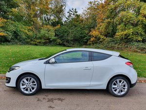 Renault Megane DCi Coupe. Top Spec. Only 11,500 Miles.. FSH SOLD