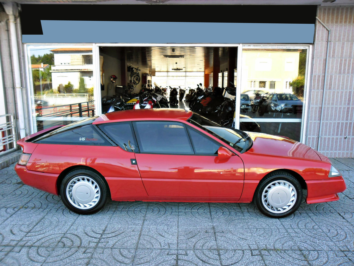 1987 Renault Alpine A610 V6 Turbo For Sale (picture 2 of 6)