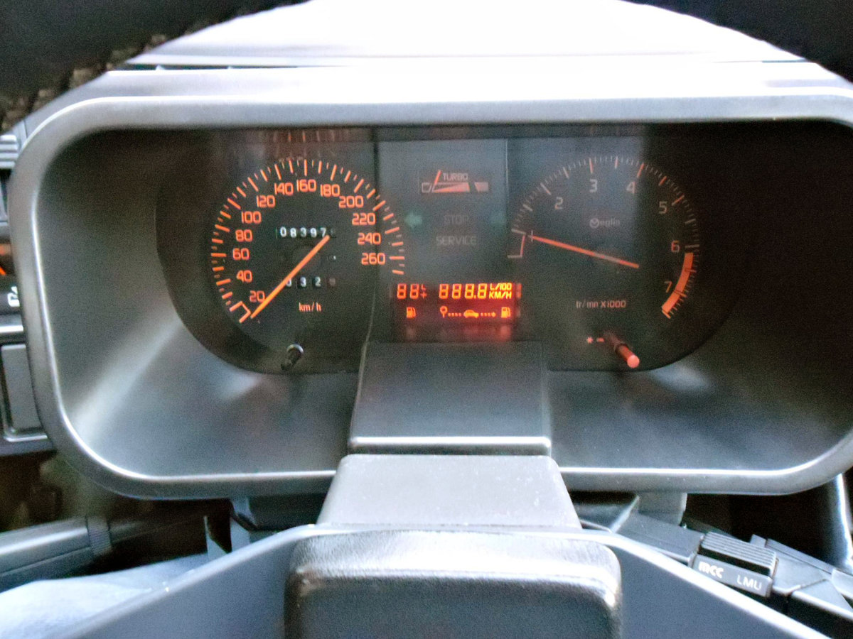 1987 Renault Alpine A610 V6 Turbo For Sale (picture 5 of 6)