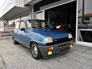 1985 Renault 5 Alpine Turbo