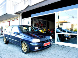 1994 Renault Clio Williams