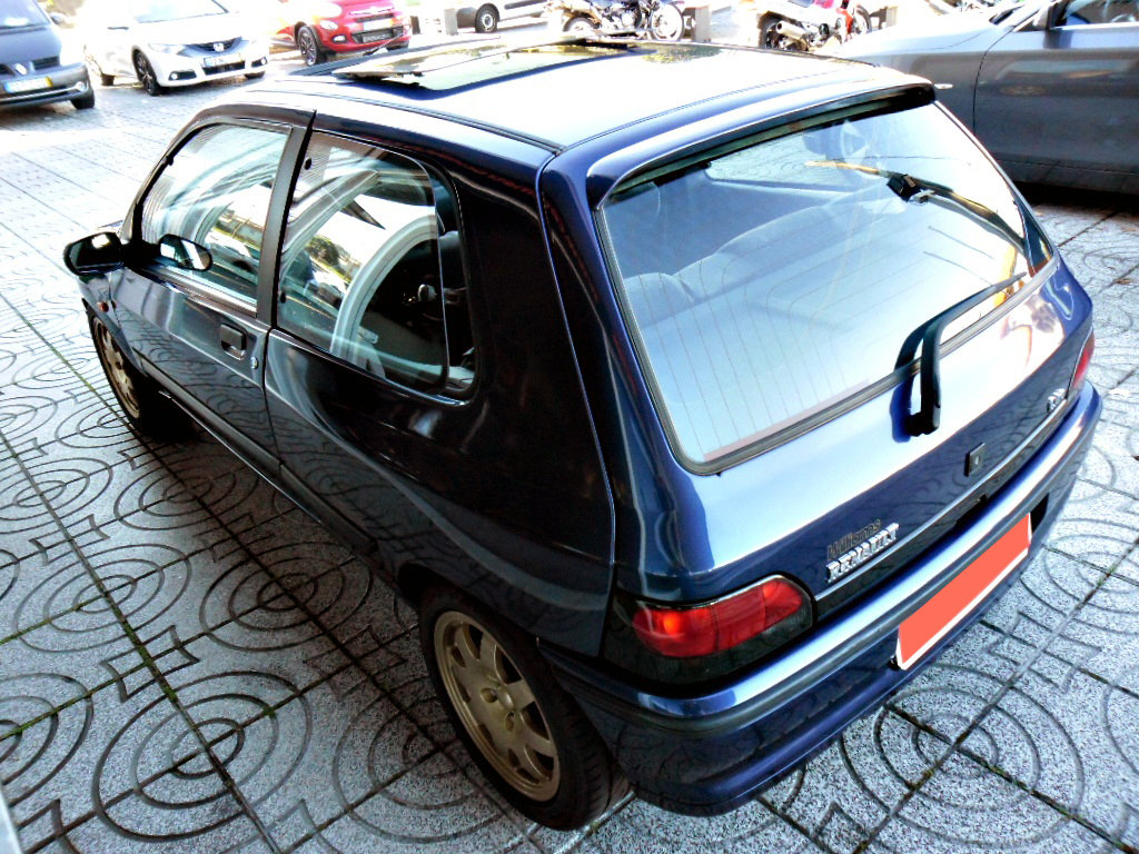 1994 Renault Clio Williams For Sale (picture 3 of 6)