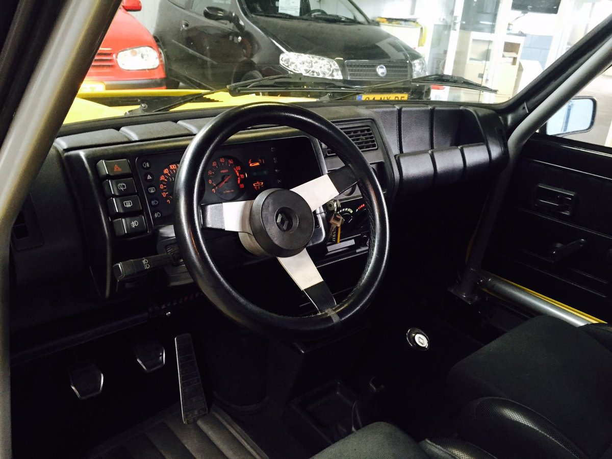1983 Renault 5 Turbo 2 Restored  For Sale (picture 6 of 6)