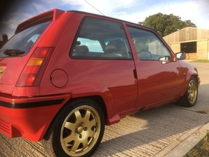 1990 Renault 5 gt turbo project For Sale
