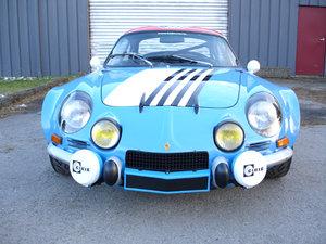 1972 Alpine 1600 S groupe 4