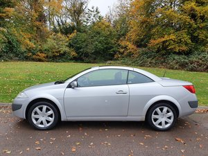 2008 Renault Megane DCi Convertible.. Pan Roof.. Low Miles..FSH
