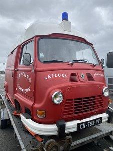 1978 Renault Estafette fire truck