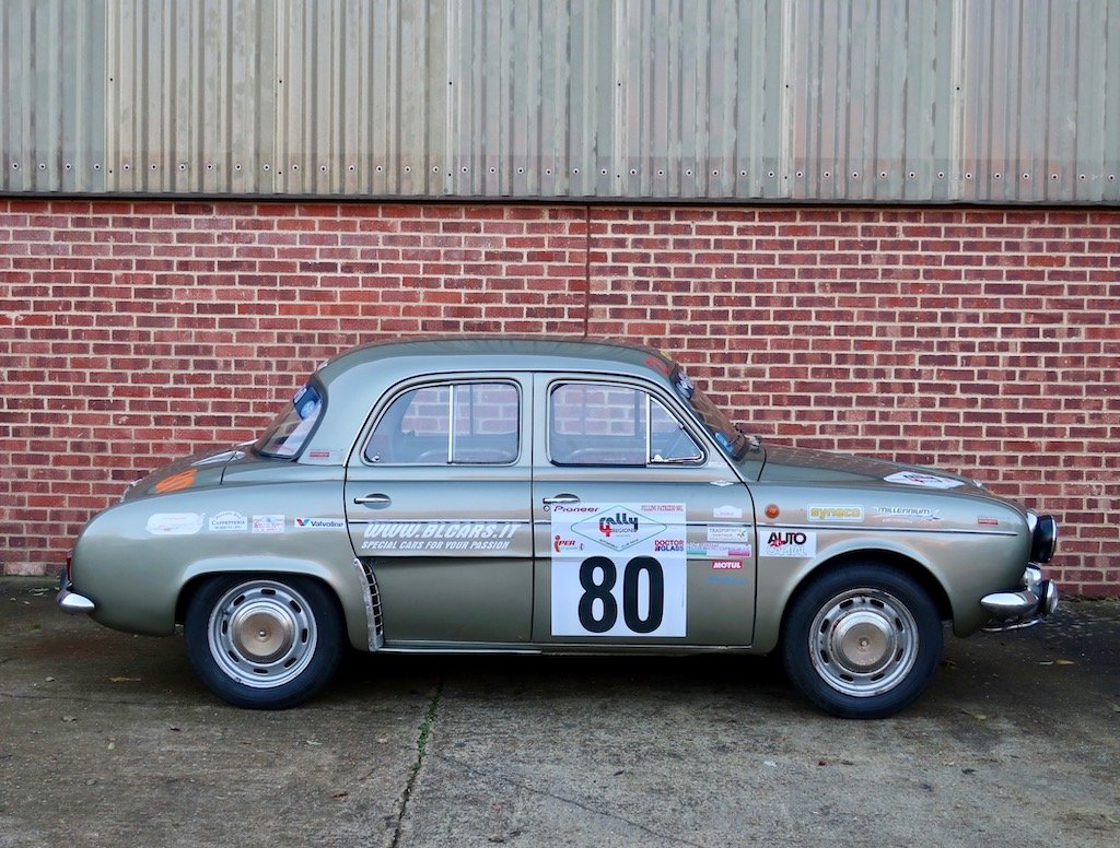 1960 Renault Dauphine Gordini For Sale (picture 2 of 6)