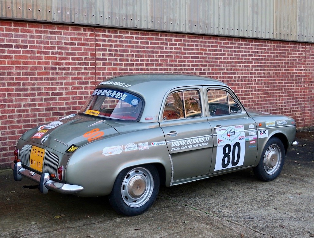 1960 Renault Dauphine Gordini For Sale (picture 3 of 6)